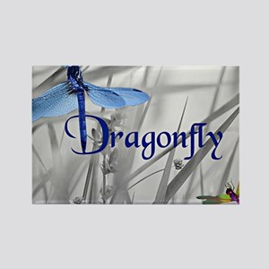 Blue Dragonfly Magnets