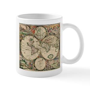 World map mugs cafepress gumiabroncs Image collections
