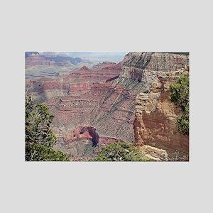 Grand Canyon South Rim, Arizona 2 Rectangle Magnet