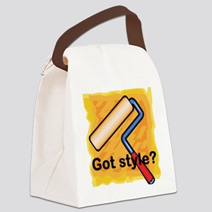 Got Style? Canvas Lunch Bag