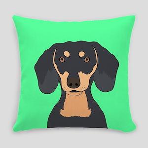 Dachshund Everyday Pillow