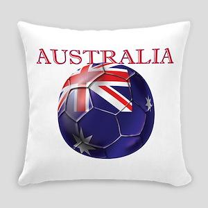 Australia Football Everyday Pillow