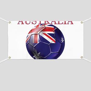 Australia Football Banner