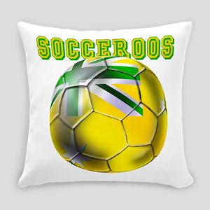 Socceroos Football Everyday Pillow