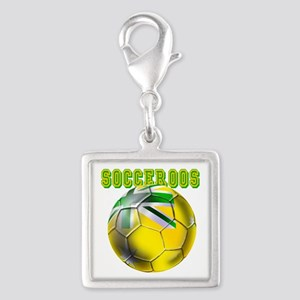 Socceroos Football Charms