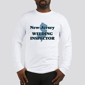 New Jersey Welding Inspector Long Sleeve T-Shirt
