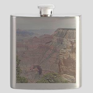 Grand Canyon South Rim, Arizona 2 Flask