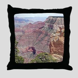 Grand Canyon South Rim, Arizona 2 Throw Pillow