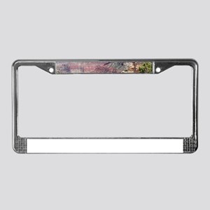Grand Canyon South Rim, Arizon License Plate Frame