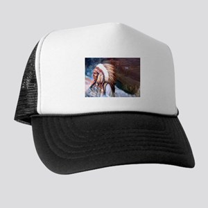 Star Chief Trucker Hat
