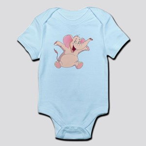 pink elephant Body Suit