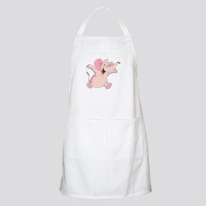 pink elephant Apron