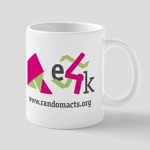 E4K - Dark Logo Mugs