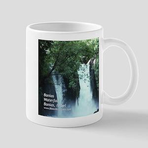 Banias Waterfall Mug