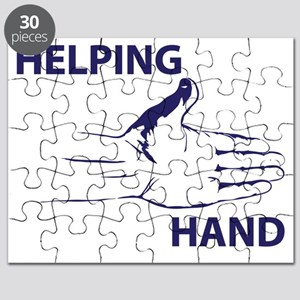 Hand up Puzzle