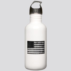 American Vintage Flag Stainless Water Bottle 1.0L
