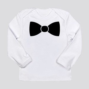 Bow Long Sleeve Infant T-Shirt