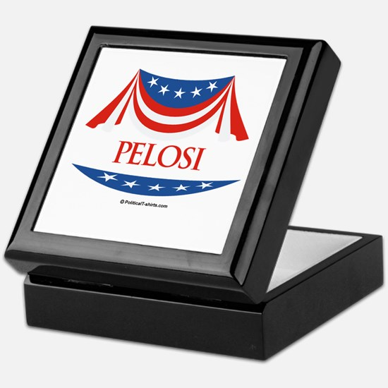 Pelosi Keepsake Box