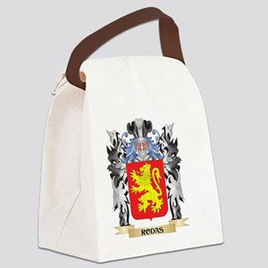 Rodas Coat of Arms - Family Crest Canvas Lunch Bag
