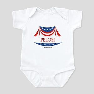 Pelosi Infant Bodysuit