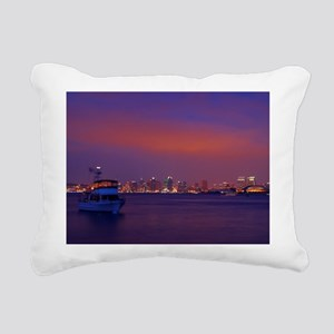 San Diego gifts and t-shirts Rectangular Canvas Pi
