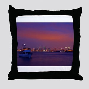 San Diego gifts and t-shirts Throw Pillow