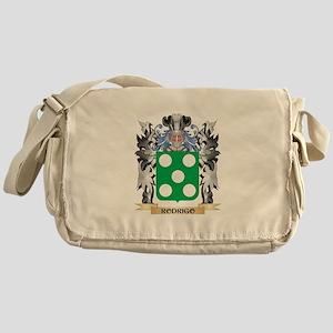 Rodrigo Coat of Arms - Family Crest Messenger Bag