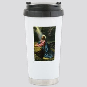 Vintage Jesus Christ Stainless Steel Travel Mug