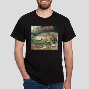 Noah's Ark by Edward Hicks T-Shirt