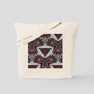 western leather rustic cowboy Tote Bag