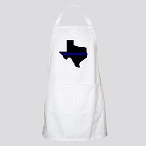 Thin Blue Line (Texas) Apron