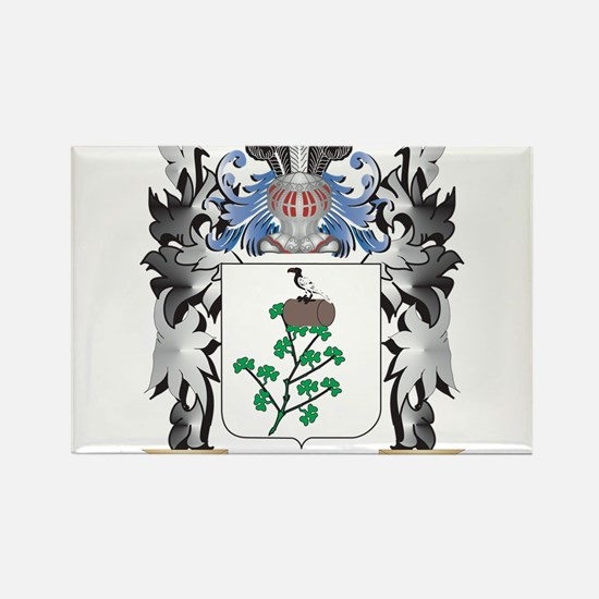 Ronan Coat of Arms - Family Crest Magnets