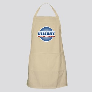 Billary for President BBQ Apron