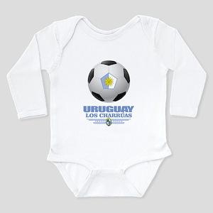 Uruguay Football Body Suit