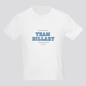 Billary for President Kids Light T-Shirt
