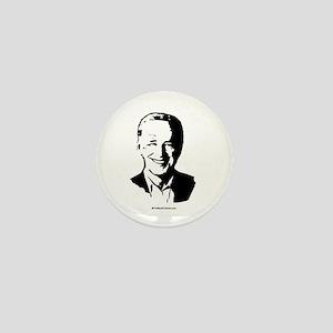 Joe Biden Face Mini Button