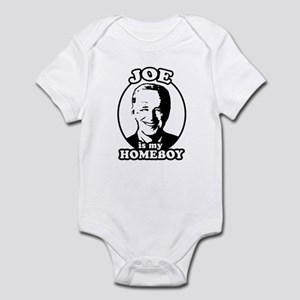 Joe is my homeboy Infant Bodysuit