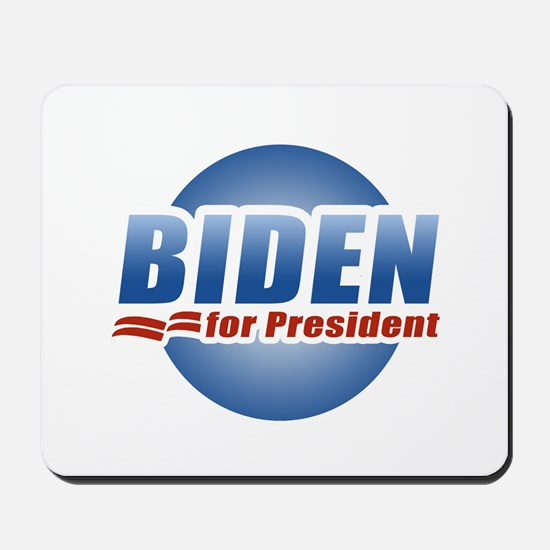 Biden for President Mousepad