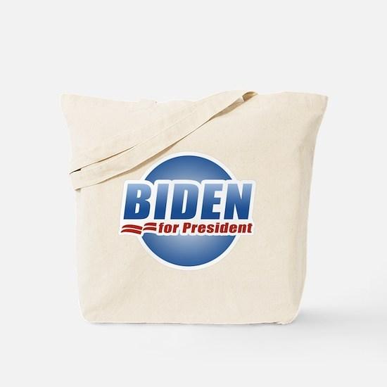 Biden for President Tote Bag