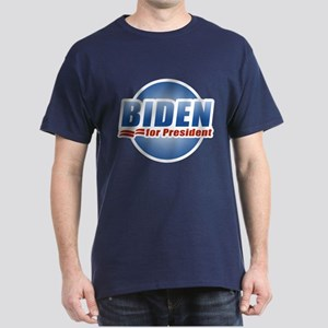 Biden for President Dark T-Shirt