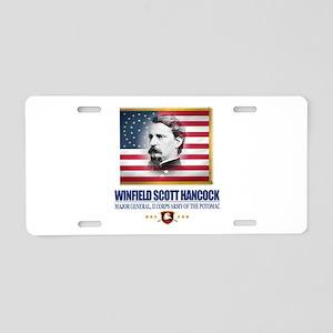 Hancock (C2) Aluminum License Plate