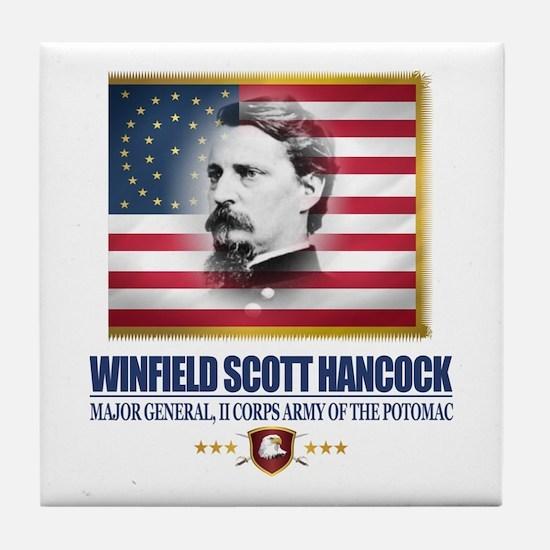 Hancock (C2) Tile Coaster