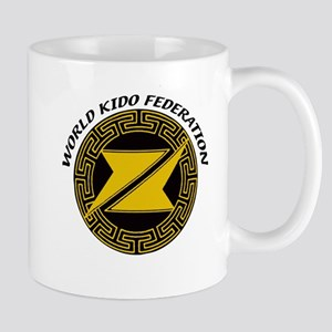 World Kido Federation Mug