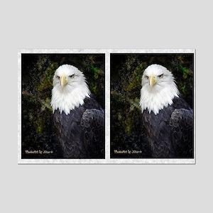 Eagle Photos Mini Poster Print