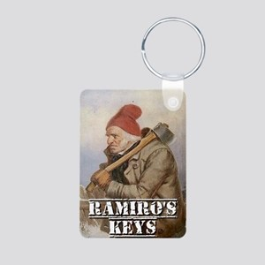 RAMIRO'S Keys Keychains