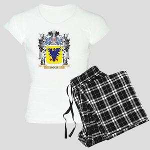 Rous Coat of Arms - Family Women's Light Pajamas