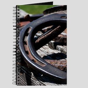 Rusty Horseshoes Journal