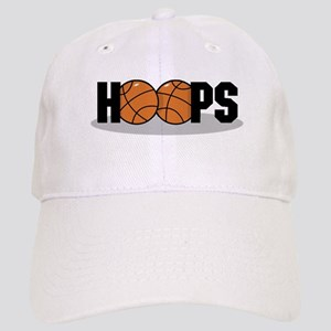 Basketball Hoops Cap