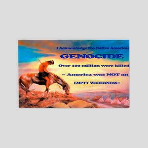 Genocide Area Rug