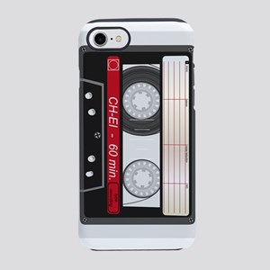Audio Cassette iPhone 8/7 Tough Case